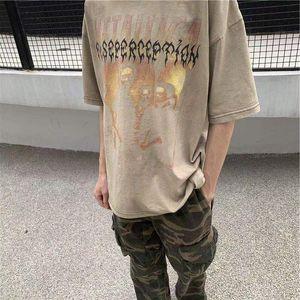 2020 MFTALLCA Clothing Homme T shirt Mens men Women Designer Hoodies High Street Print T shirt size s-m-l-sl-xxl F1