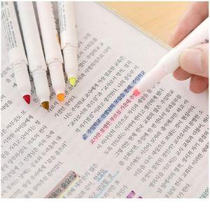 5 25pcs Original Zebra Mildliner Double Headed Highlighter Set Japanese Stationery Marker Pen Colored Painting Pen Schoo jllUkc