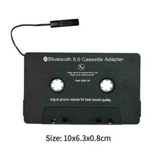 Bluetooth Wireless Car Audio Stereo Van Cassette Tape Adapter Music Receiver for iphone iPod Android Samsung