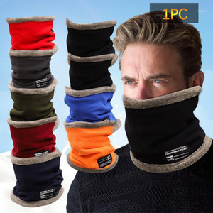 30# Scarf Full Face Cover Motorcycle Windproof Ski Scarf Outdoor Winter Sport Hiking Headband Facemask Neck Warm Knitted Scarves1