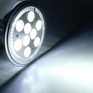 Bulbs DHL FEDEX AC85-265V G53 GU10 AR111 9W LED Spotlight,990lm 9*1W Bulb Light 2 Year Warranty