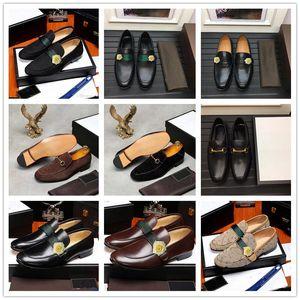 A1 Дизайнер черный бархатные мокасины женщины универсальные модные кожаные кожаные повседневные классические платье обувь мужские размеры 38-45