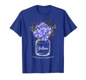 Acredito presentes da consciência do cancro do cólon da flor