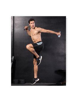Ejercicio fitness correr entrenamiento diseñador pantalones cortos verano corto homme pantalones moda hombre sudor rápido seco shorts