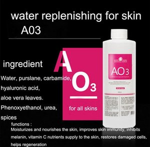 RF Replenishment liquid skin whitening Hydra machine water peeling liquid AS1 SA2 AO3 400 ml facial special peeling essence