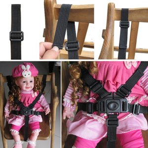Baby Universal 5 Point Harness High Chair Safe Belt By Kid Belts Children Pram For Stroller Pushchair P5T5 Parts & Accessories