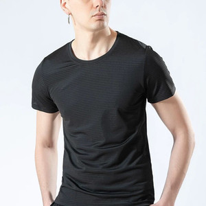 Mens T shirt Hip Hop Fashion Ice silk screen eye Breathable quick-drying Mens T shirt Short Sleeve High Quality Mens and Womens T shirt Polo