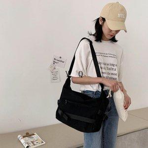 Neue Frauen Leinwand Messenger Bag Lange Riemen Kreuz Body Bags Eco Folding Tuch Handtasche Große Kapazität Reißverschluss Geldbörse Für Damen