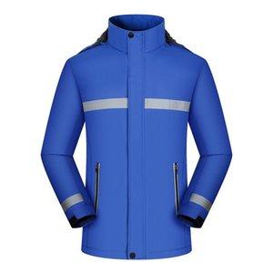 2020 Best Winter Jackets Workwear Supporto per la stampa personalizzata Logo Mappa Anti-fredda calda esterna anti-freddo Escursionismo Abiti da trekking