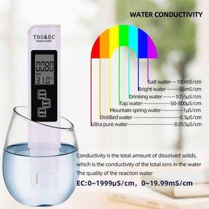 Meters Digital Meter High Precision Water Tester Pen 3 In 1 TDS ES Measurement Range, Suitable For Aquarium, Swimming Pool