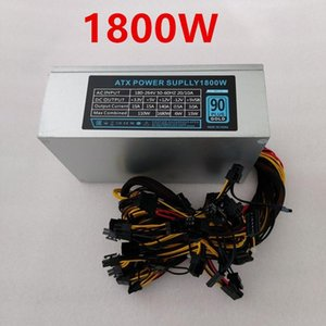 New PSU For 1800W Video Card Power Supply