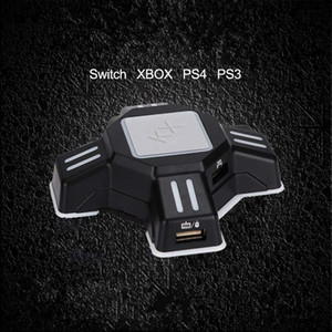 Hot Selling KX USB Game Controllers Adapter Converter Video Game Keyboard Mouse adapter for Nintendo Switch Xbox PS5 PS4 PS3