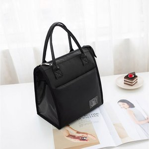 Multifunction Thermal Lunch Bag Women Portable Insulated Cooler Bento Tote Family Travel Picnic Drink Fruit Food Fresh Organizer
