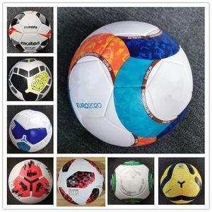 2020 Euro Weltmeisterschaft Premier PU Football Ball World Soccer Ball Pu Laliga Seriea Calcio Cup Futbol Finale Kiew Fussball Euro