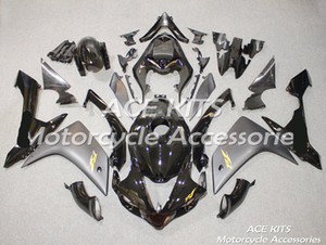 new For Yamaha YZF 1000 YZF R1 2007 2008 Injection Plastic Motorcycle Full Fairing Kit Any color NO.3333