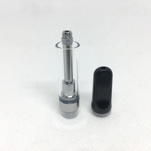 TH205 TH210 Glass Thick Oil Cartridge Empty 1ml Vape Pen Cartridges Ceramic Coil Atomizer 510 Thread Dab Pen Wax Vaporizer Pen 2021