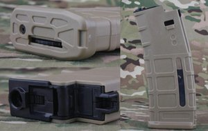 Airsoft M4 / M16 / AR-15 MAP REVISTAS BBS Revista Loader 6mm Gel Ball Charger Cargador M4 Reload Quick AEG Magazine Mid-Cap