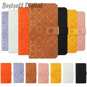 Fashion Pattern Flip Walle Leather Case For Huawei Honor 9A 9C 10 20 8X 9X P30 P40 Lite Pro P Smart Z Y5 Y6 Y7 2019 Y5P Y6P 2020 2021