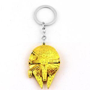 Jewelry Wars Spaceship Keychain Star Trek Keyqyzk