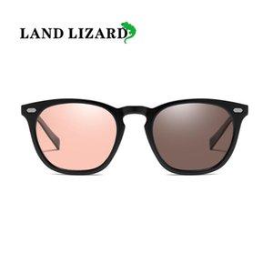 Mode TR Polarized Couleur changeant lunettes de soleil Vision nocturne lunettes de soleil femmes lunettes de soleil Lézard terrestre