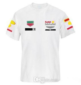 Benutzerdefinierte F1 Racing Anzug T-shirt Kurzarm Team Kurzarm Auto Fan T-Shirt Motorrad Racing Kurzarm Polyester Schnelltrocknung