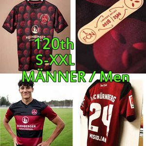 2020 2021 Nurnberg Футбол Джерси Рождественская версия 1.FC Nürnberg Футбол футбол 120-летие Schaffler Hack Bohmmper Domedan