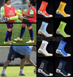 Anti Slip Men's Socks Soccer Sports Running Long Stockings Meias Socks Unisex Male Female Casual Sock