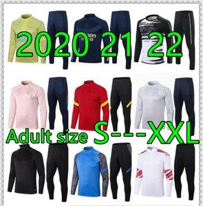Best chandal futbol mens survetement foot soccer jerseys 2021 21 22 soccer tracksuit football jersey training suit jakcet tuta