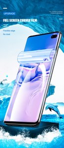 Hydrogel Film On The Screen Protector For Samsung Galaxy S8 S9 S10 S20 Plus Ultra Screen Protector For Samsung Note 8 9 10