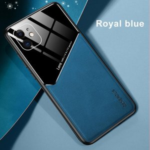 Phone Cases For iPhone 12 11 mini Pro MAX XS XR 6 7 8 SE 2 Galaxy S21 S20 Plus FE S10 leather magnet Protective Case Free DHL