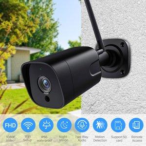 5MP WIFI كاميرا IP Onvif 1080P اللاسلكية السلكية CCTV رصاصة في اتجاهين الصوت IR 20M P2P