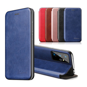S 21 Ultra Case Leather Flip Magnetic Case For Samsung Galaxy S21 Ultra S 21 Plus 5g wallet stand book phone cover coque fundas