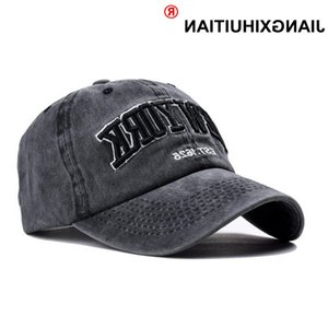 Baseball Women Brand Snapback Caps for Men Trucker Mashed Cotton Embroidery Casquette Bone Letter Ny Dad Cap