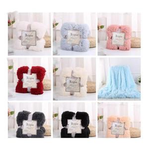 Plush Throw Blanket Super Soft Long Shaggy Blankets Fuzzy Pv Fur Faux Fur Warm Elegant Cozy Throw Sofas Bedding 8 jllWPz insyard