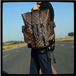 1-0 LVLOUISVITTON hot sell bags Men Brand Designer Backpack Ladies Top Quality Backpack luxurious Designer Bags