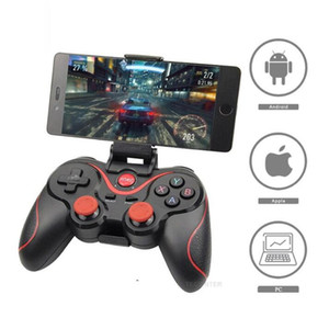 TERIOS T-3 T3 Android Wireless Bluetooth Gamepad Gaming Remote Controller Joystick BT 3.0 for Android Smartphone Tablet PC TV Box Universal