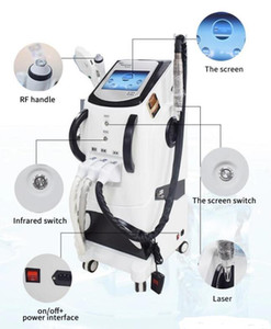 High quality 4 IN 1 Professional hair removal IPL SHR machine IPL SHR OPT machine  laser+RF+pico hair removal tatoo removal face lifting