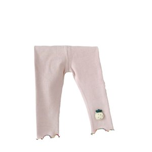 Girls Leggings Baby Pants Kids Tights Toddler Clothes Infant Clothing Spring Autumn Cotton Princess Trousers Wear 0-3T B8642