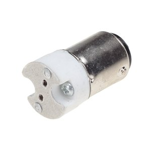 LED BULB SOCKET CONVERTER BA15D TO MR16 MR11 G4 G6.35