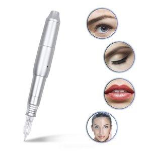 Tattoo Guns Kits Permanent Makeup Machine Rotary Pen For Liner&Shader Eyebrow Eyeliner Lip With Cartridge Needles PMU