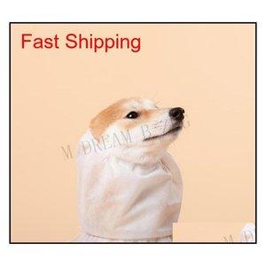 Ropa protectora para perros de mascota ventilatoria para caminar al aire libre Tienda de bacterias Perro Perro Ropa de polvo Disfraz de polvo Pet Pro Jllsyf TrustBde