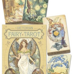 Victoria Fairy Tarot Cards Tarots Black Friday 2021 Sales