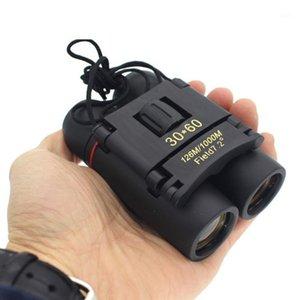 Hunting Telescope1 Pocket Professional Hiking High Telescope Night Vision Binoculars Outdoor Lens 30X60 Monocular Power Cttah
