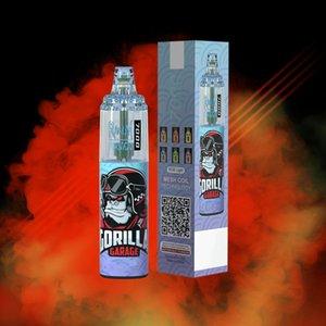 Original RandM tornado 7000 puffs Disposable E cigarette r&m Type-C rechargeable vapes Airflow control
