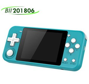 POWKIDDY Q90 3-inch IPS screen Handheld dual open system game console 16 simulators retro PS1 kids gift 3D games 10X