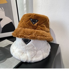 جودة عالية دلو قبعة مصمم الرجال قبعة النساء قبعة قبعة الخبز الصياد قبعة خليط أزياء الخريف والشتاء الدافئة