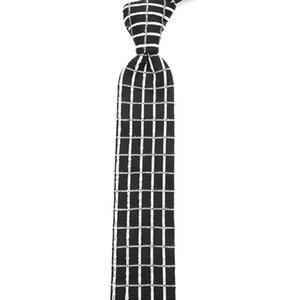 Neck Ties Sitonjwly Men's Knitted Tie Business Knit For Men Skinny Cravat Formal Dress Necktie Woven Designer