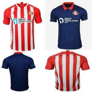 2020 2021 Sunderland futebol jerseys o preto gatos maguire honeyman wembley maja gooch wyke 20 21 camisas de futebol maillots de pé