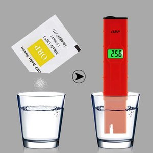 Meters ORP Tester Calibration Powder 256 MV Buffer Redox Meter Accuracy Measuring Correction Calibrate Solution