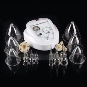 DHL free shiping Vacuum Therapy Machine Buttock Lifting Butt Enhancer Breast Enlargement Vacuum Butt Lifting Machine  Vacuum Pump